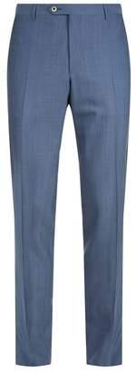 Corneliani Virgin Wool Regular Trousers
