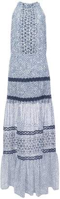 Alexis Bel capri embroidered dress