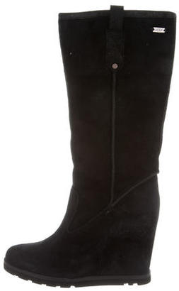 UGG Australia Soleil Shearling Boots w/ Tags $125 thestylecure.com
