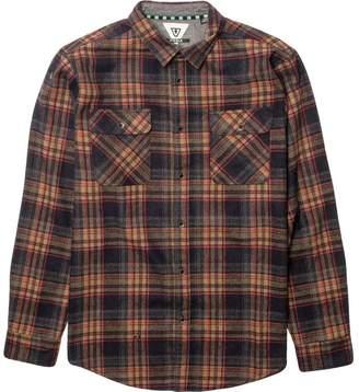 VISSLA Woodhaven Wool Flannel Shirt - Men's