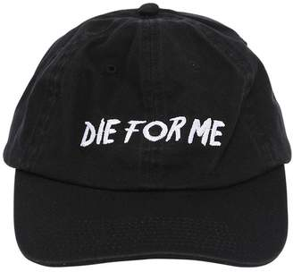 Nasaseasons Die For Me Embroidered Baseball Hat