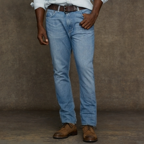 Polo Ralph Lauren Big & Tall Classic-Fit Perry Wash Jean