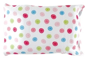 Baby Vision Luvable Friends Baby and Toddler Pillow Case, One Size