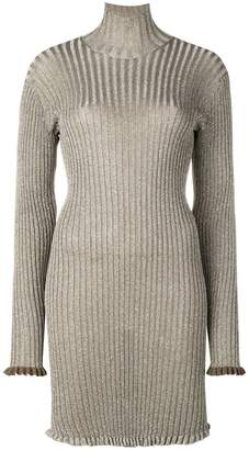 Chloé Lurex dress