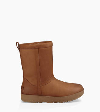 eba960257d1 UGG Brown Leather Boots For Women - ShopStyle UK