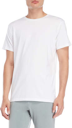 Majestic Filatures White Crew Neck Tee