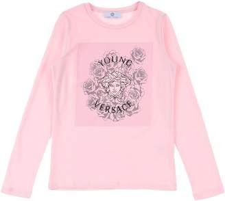 Versace YOUNG T-shirts - Item 12196946SA