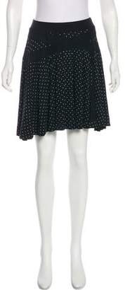 Marc Jacobs Flared Mini Skirt