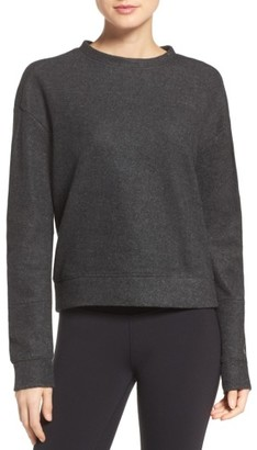 Women's Alo Carve Pullover $74 thestylecure.com