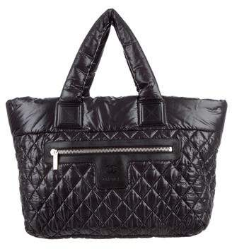Chanel Large Coco Cocoon Tote