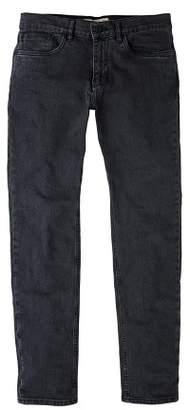 Mango man MANGO MAN Slim-fit dark grey wash Jan jeans