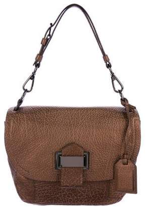 Reed Krakoff Standard Textured Leather Satchel