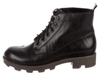 Theyskens' Theory Yasmin Leather Boots w/ Tags