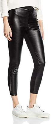 Lipsy Women's High Zip Skinny Trouser