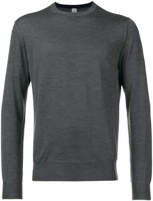 Eleventy round neck sweater