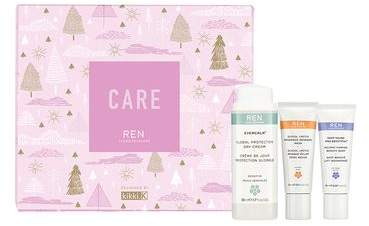 Ren Clean Skincare Care Gift Set (worth £58)