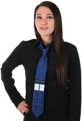 Elope Doctor Who TARDIS Necktie