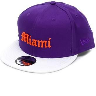 Marcelo Burlon County of Milan Miami cap