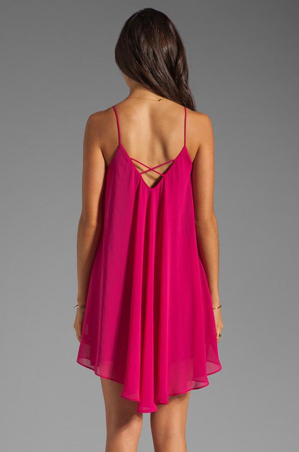 Backstage Modern Love Dress