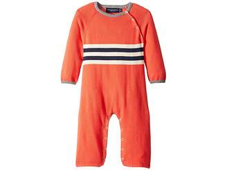 Toobydoo Sweater Knit Jumpsuit (Infant)