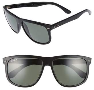 Ray-Ban 'Boyfriend' 60mm Polarized Sunglasses