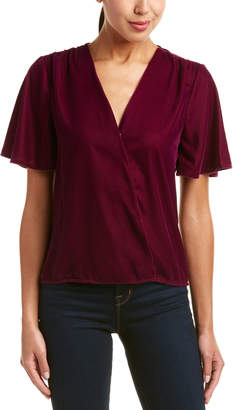 Ella Moss Surplice Top