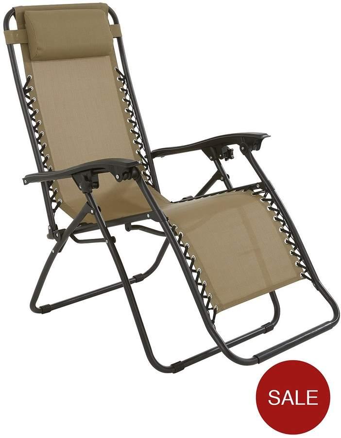Luxury Relaxer Chair - Mushroom