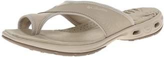 Columbia Women's Sandals, KEA Vent, Beige (Fossil/Fawn), Size: 9
