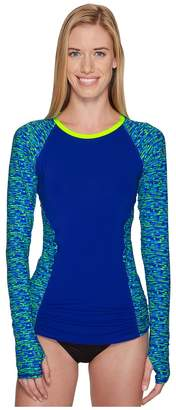 TYR Napa Aria Long Sleeve Rashguard Women's Swimwear