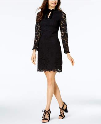 Nanette Lepore Nanette by Keyhole Lace Sheath Dress