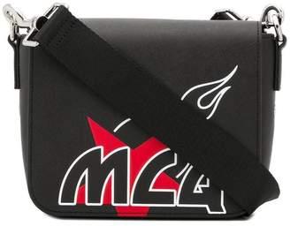 McQ (マックキュー) - McQ Alexander McQueen Motel ショルダーバッグ