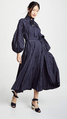 Lee Mathews Goldie Dress
