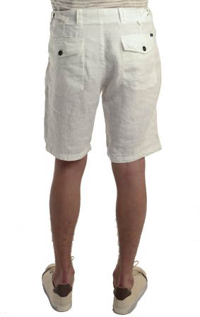 Stone Island Linen Short