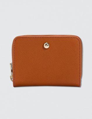 A.P.C. Contstance Wallet $220 thestylecure.com