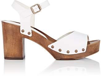 FiveSeventyFive Women's Leather Platform Sandals