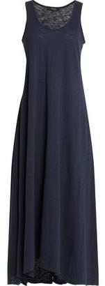 Theory Slub Jersey Maxi Dress