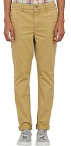 Chip Foster CHIP FOSTER WOMEN'S SLOUCHY-SKINNY CHINOS - LT. BROWN SIZE 24