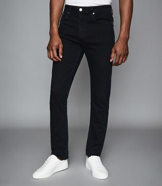 fd2b757d0 Reiss BRUCE SLIM FIT JEANS Navy
