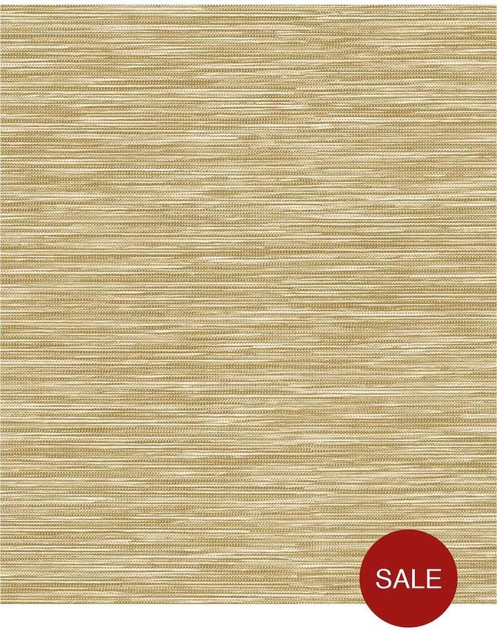ARTHOUSE Suki Gold Wallpaper