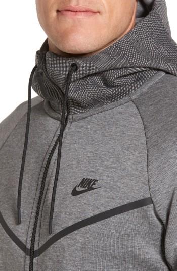 Men's Nike Sportswear Tech Fleece Windrunner Hoodie 2