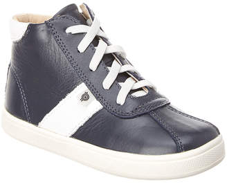 Old Soles High Spots Leather High Top Sneaker