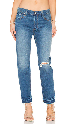 LEVI'S 501 Straight $98 thestylecure.com