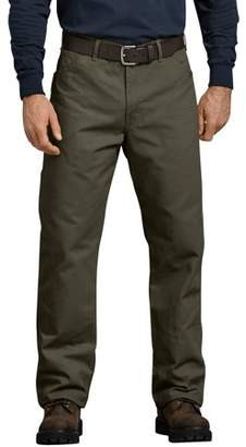 Dickies Men's Relaxed Fit Duck Carpenter Jean