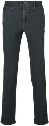 Incotex patterned trousers
