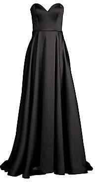 Jovani Women's Strapless Sweetheart Gown - Size 0
