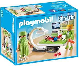 Playmobil City Life Xray Room 6659