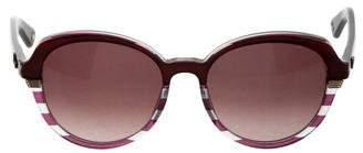 Christian Dior Croisette 2 Graident Sunglasses