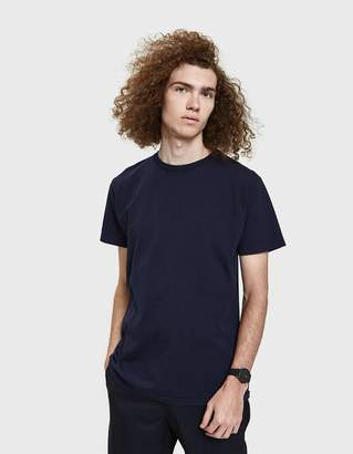 Velva Sheen 2 Pack S/S Tee in Navy