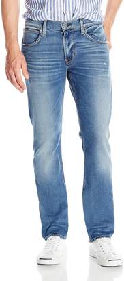 Hudson Men's Byron 5 Pocket Straight Leg Jeans