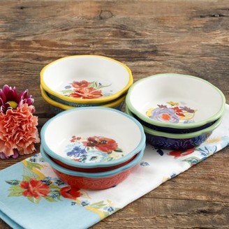 THE PIONEER WOMAN The Pioneer Woman Spring 5-Inch Mini Pie Plates, Set of 6